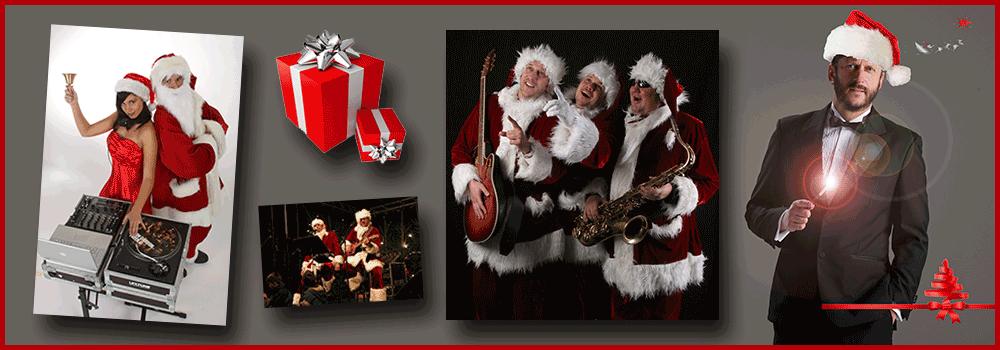 Xmas-Music live Weihnachtsmusik Band Weihnachtsfeier musik