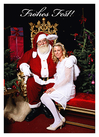 Tipps Weihnachtsmann Bescherung klassisch Weihnachtsfeier