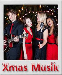 Rudolphs and the Crainberries - Weihnachtsmusik Xmas-Music Christmas music - Weihnachtsfeier Weihnachtsmarkt - Köln aachen düren bonn düsseldorf leverkusen essen